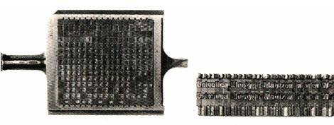 Fig. 1. Cuadro porta matrices de monotipia