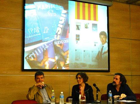 Sala de Teleconferencias: charla abierta con Guy Julier, Priscila Migale (en traducción) y Enrique Longinotti