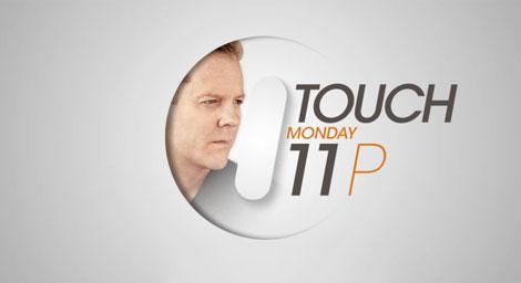 "Aviso promocional de la serie ""Touch"" (© Canal Fox)"