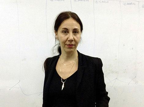 Entrevista en vivo (invitada especial) — Alejandra Bliffeld: Diseñadora gráfica, especializada en revistas de tirada masiva