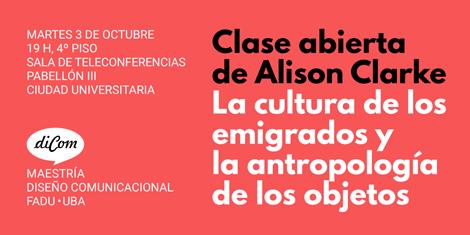 Clase Alison Clarke (flyer)
