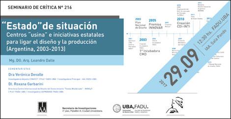 Flyer_Seminario de crítica_Leandro Dalle