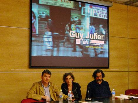 Guy Julier, diCom 2013