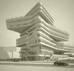 Proyecto de Zaha Hadid